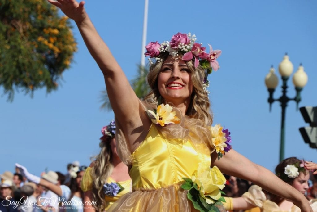 Best Festivals in the world: Madeira Island Flower Festival, Portugal