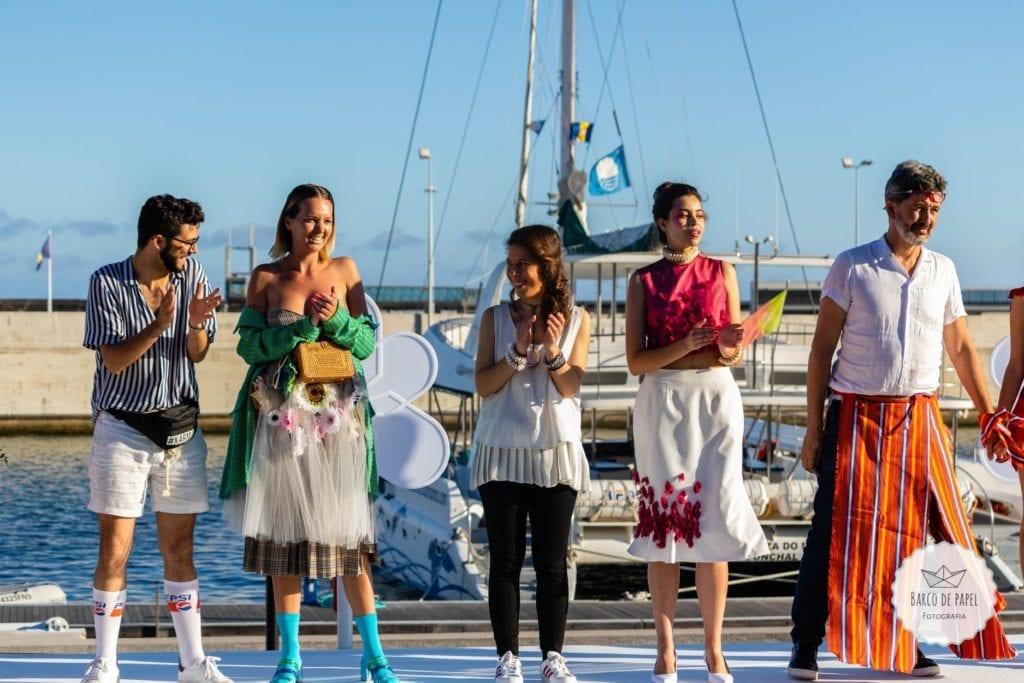 Floral dresses presented during Madeira Flower Collection 2019 - Kwieciste suknie pokazane podczas pokazu mody w Funchal #dress #suknia #maxidress #floraldress #kwiecistasuknia #sukniawkwiaty #madeira #funchal #portugal