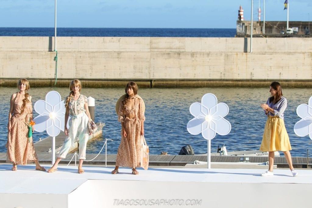 Wydarzenia na Maderze w maju. Madera wiosną: Pokaz mody inspirowanej kwiatami - Port w Funchal na Maderze