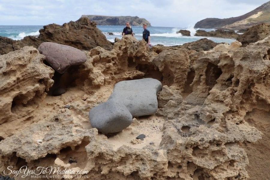 Plaże Porto Santo I Porto Santo beaches
