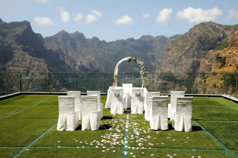 Best wedding venues Madeira. Stunning mountain wedding venue in Madeira, Portugal
