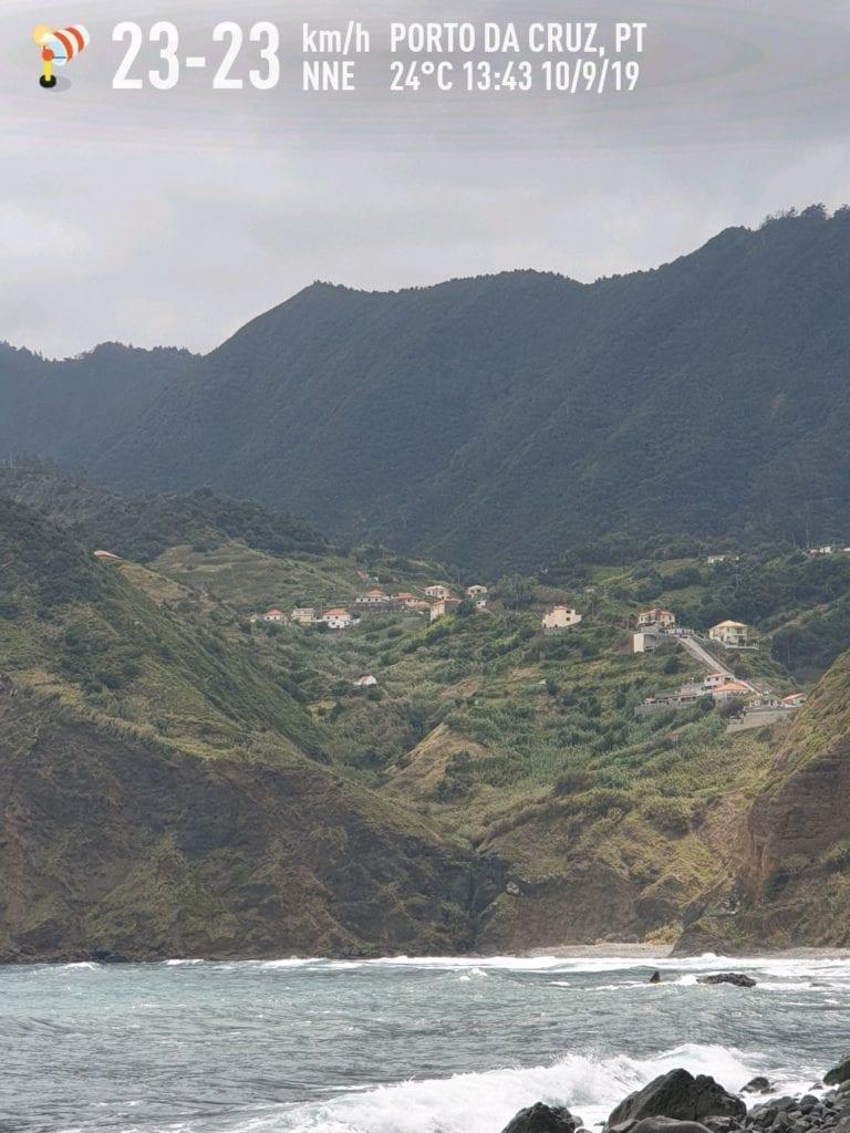Pogoda w Porto Da Cruz na Maderze we wrześniu - temperatury. Pogoda na Maderze jesienią. Wakacje na Maderze we wrześniu