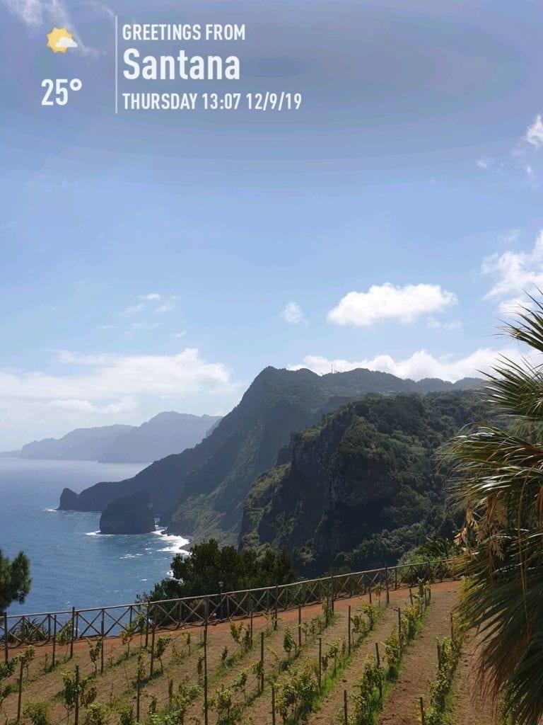Pogoda na Maderze we wrześniu - temperatury. Pogoda na Maderze jesienią