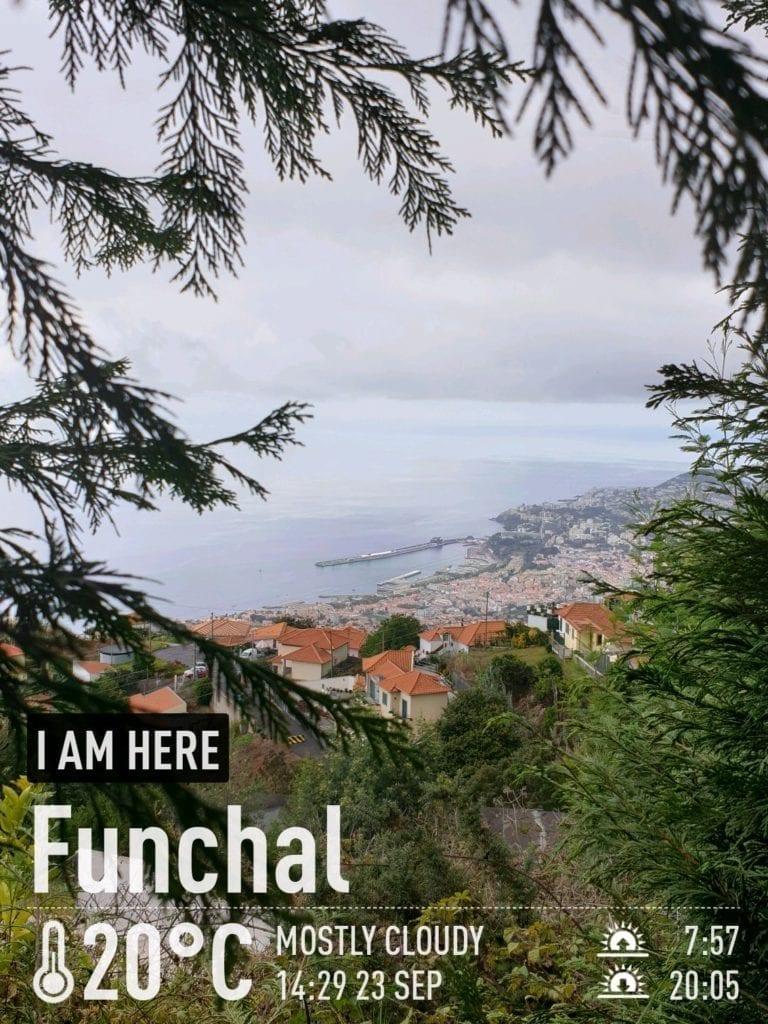 Pogoda na Maderze we wrześniu. Pogoda w Funchal na Maderze po sezonie letnim. Madera we wrześniu.