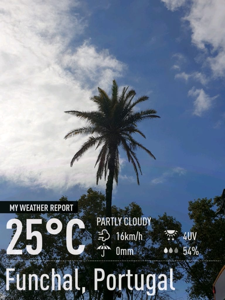 Weather in Madeira, Portugal in September. Madeira Island weather September