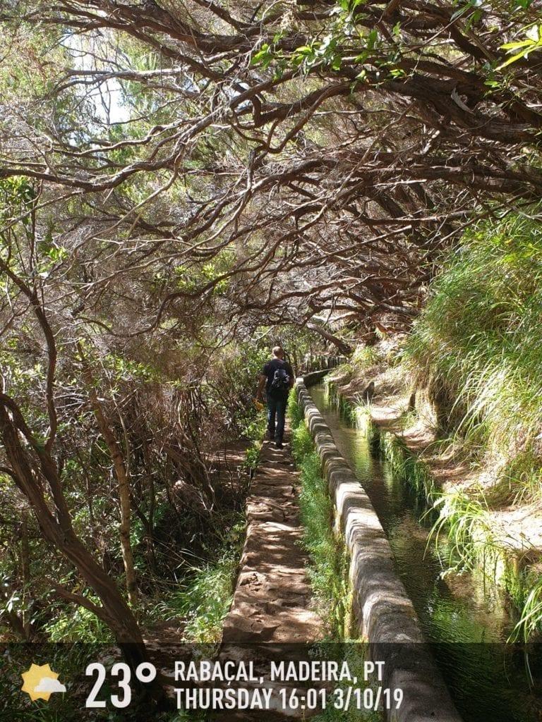 Pogoda na Maderze w październiku. Madera w pażdzierniku - temperatury. Lewada 25 Fontes i Risco