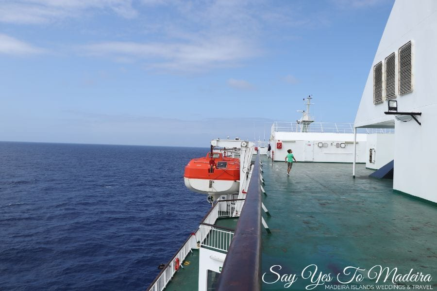 Prom z Portimao na Maderę i Wyspy Kanaryjskie - recenzja