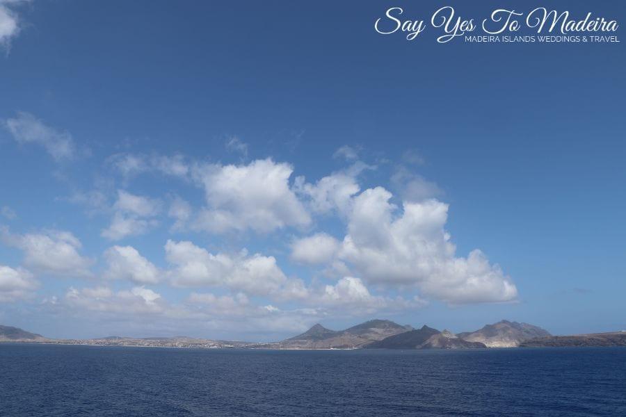 Prom Volcan de Timanfaya - rejs promem na Maderę (Funchal)