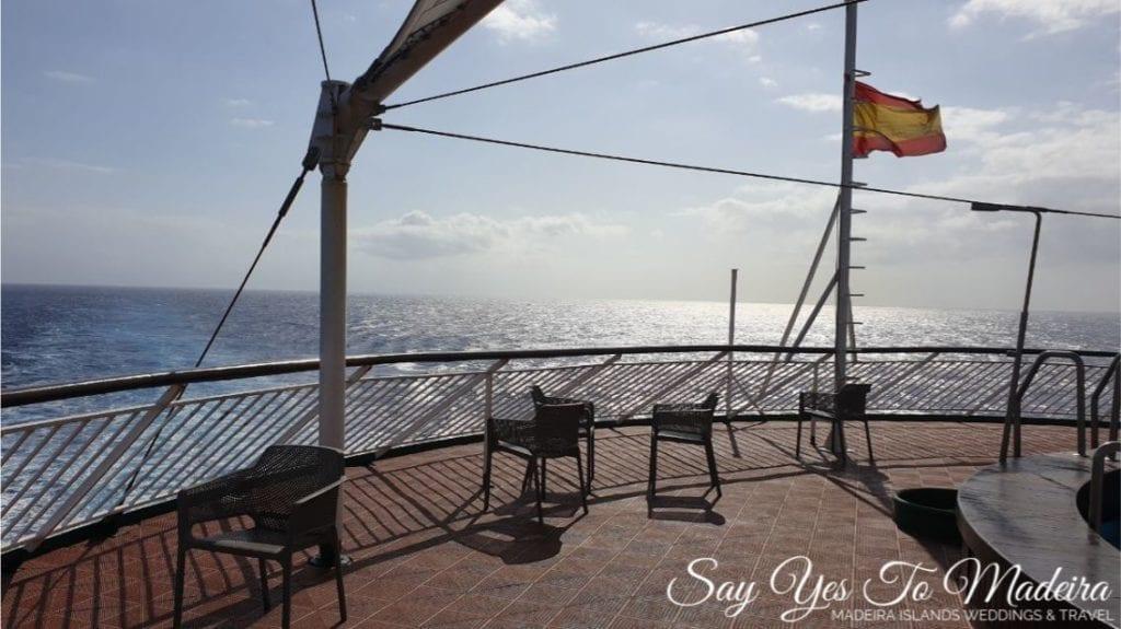 Prom z Portimao na Maderę i Wyspy Kanaryjskie (Teneryfę i Gran Canaria) 2019