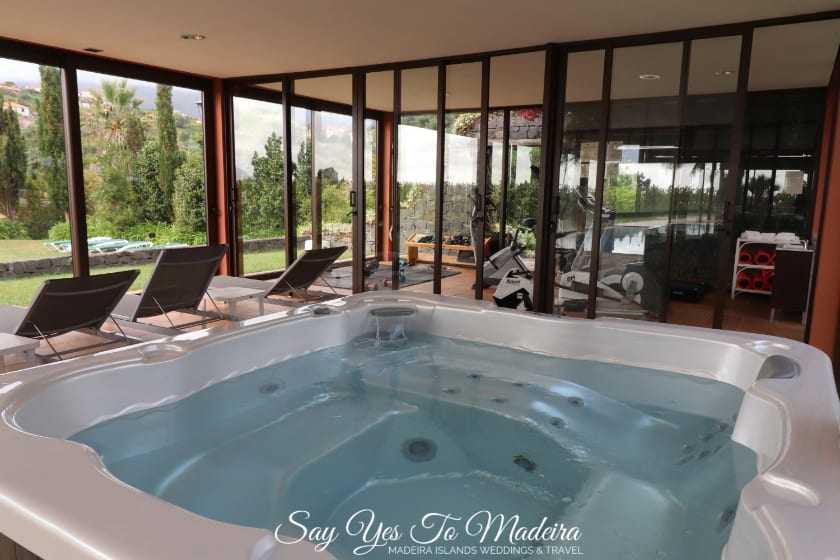 Best hotels with a spa and gym on Madeira - Quinta de Furao review - Hotele ze spa i basenem na Maderze - Quinta do Furao Santana recenzje, opinie, zdjęcia