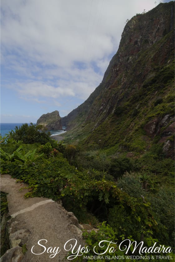 Must see in Madeira: Reserva Natural da Rocha do Navio (Santana, Madeira).