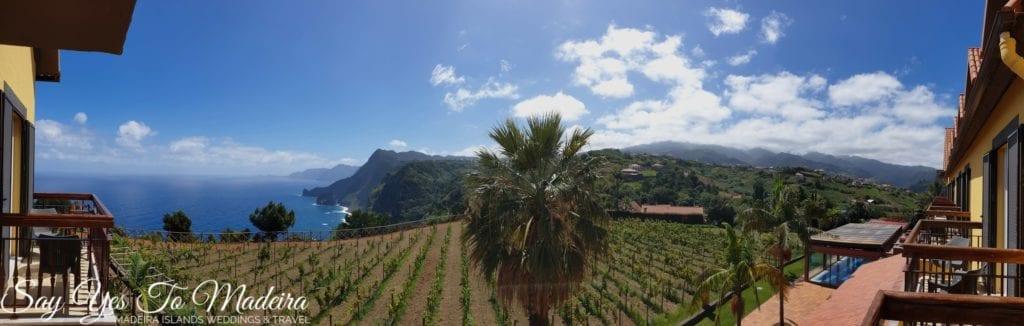 Best Madeira Island hotels - Quinta do Furao in Santana I Najlepszy hotel w Santana na Maderze