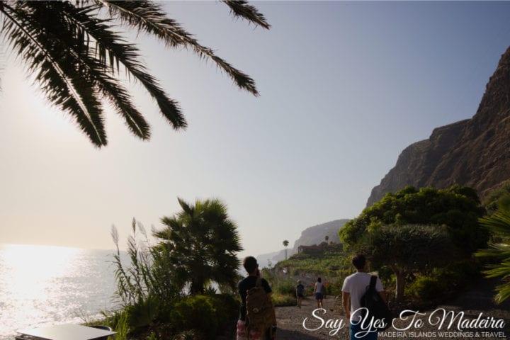 Najlepsze atrakcje na Maderze - Faja dos Padres. Plaże na Maderze. Nietypowe miejsca na Maderze, które trzeba odwiedzić.