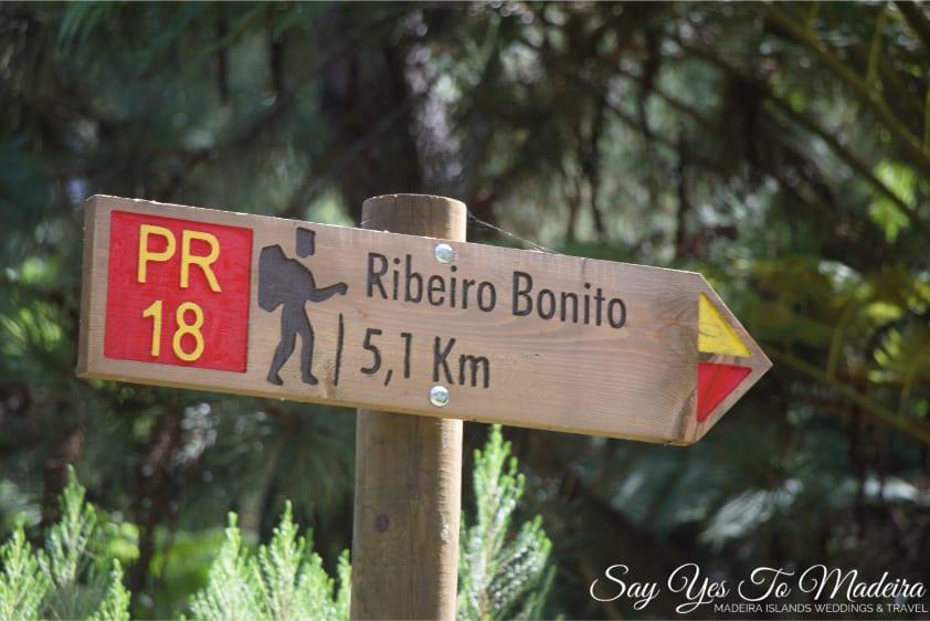 Levada Do Rei - King's Levada - Lewada Króla - Pr18 - Ribeiro Bonito - Najpiękniejsze lewady na Maderze