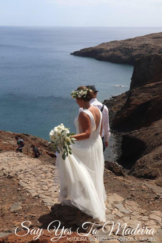 Ślub w Portugalii: Organizacja ślubów i sesji fotograficznych na Maderze. Fotograf ślubny Madera.