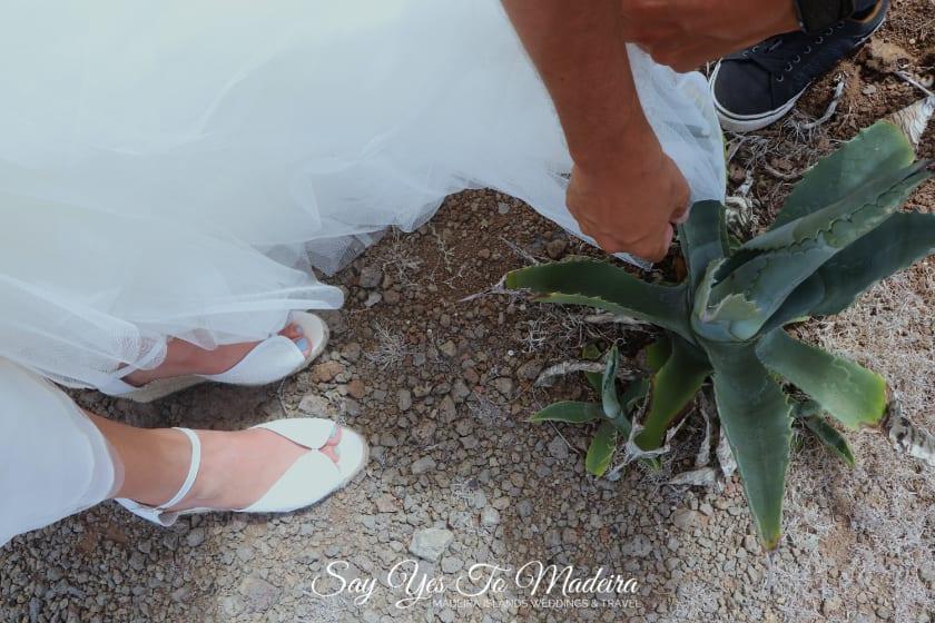 Śluby Madera. Fotograf na Maderze. Sesja zdjęciowa na Półwyspie Świętego Wawrzyńca na Maderze.