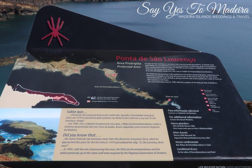Best of Madeira: Ponta de São Lourenço Madeira Island.