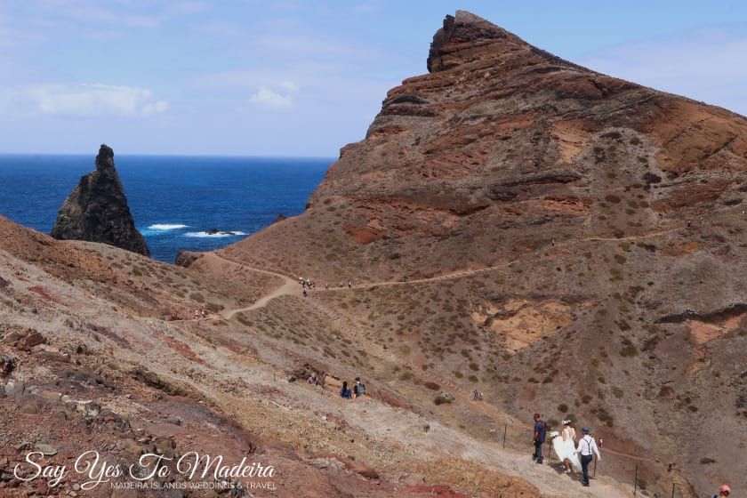 Destination wedding venues Portugal. Destination wedding planner Madeira Island & Porto Santo, Portugal. Destination wedding photographer Madeira.