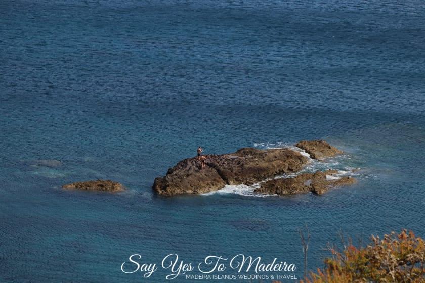 Best of Madeira: Beach at Ponta de São Lourenço Madeira Island.