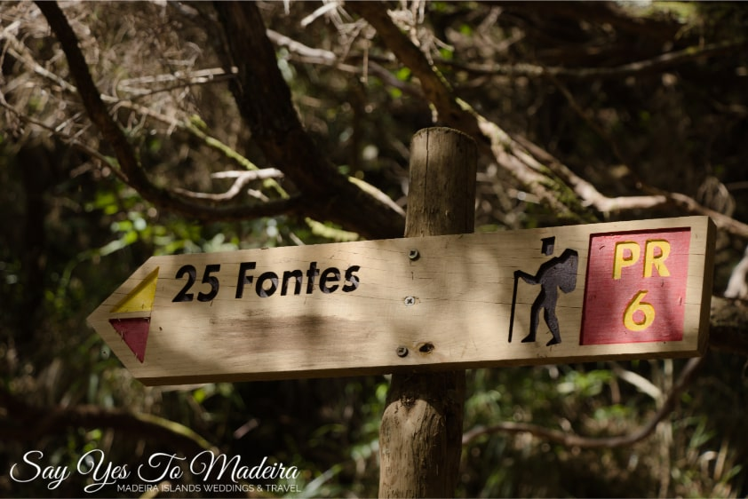 Madeira Hikes: Rabaçal - Levada das 25 Fontes e Risco (PR6)