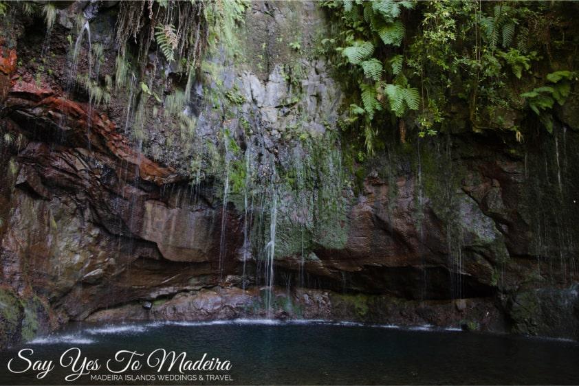 Rabaçal - Levada das 25 Fontes e Risco (PR6) - Best hikes Madeira