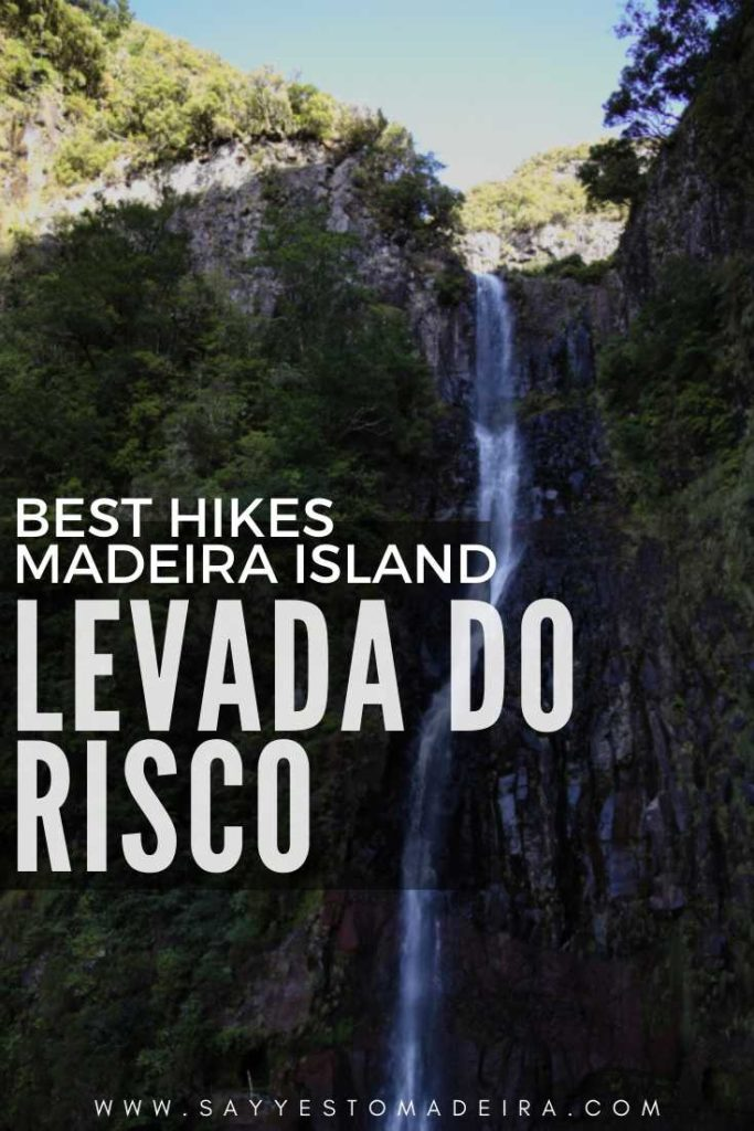 Rabaçal - Levada das 25 Fontes and Levada do Risco (PR6) - Best hikes Madeira