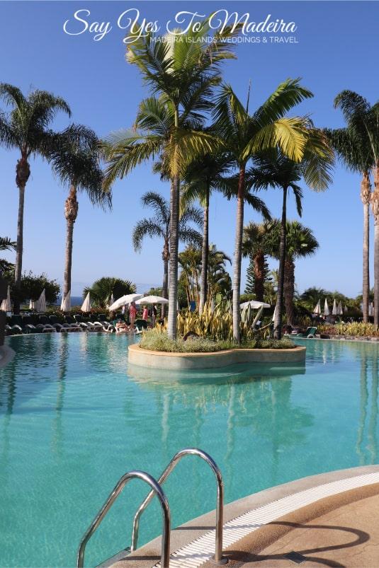 PortoBay Hotels & Resorts - Porto Mare Resort Madeira - Hotels with the best pools on Madeira Island - Hotel z pięknym basenem Madera