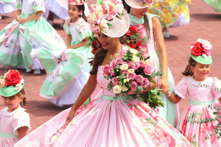 Festiwal Kwiatów 2020 - Wyspa Madera, Portugalia