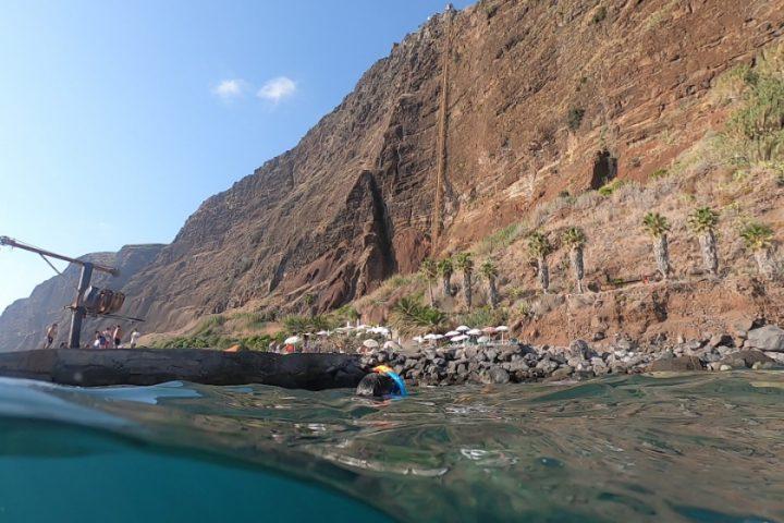 Miejsca na snokelling na Maderze. Gdzie pływać i snurkować na Maderze?