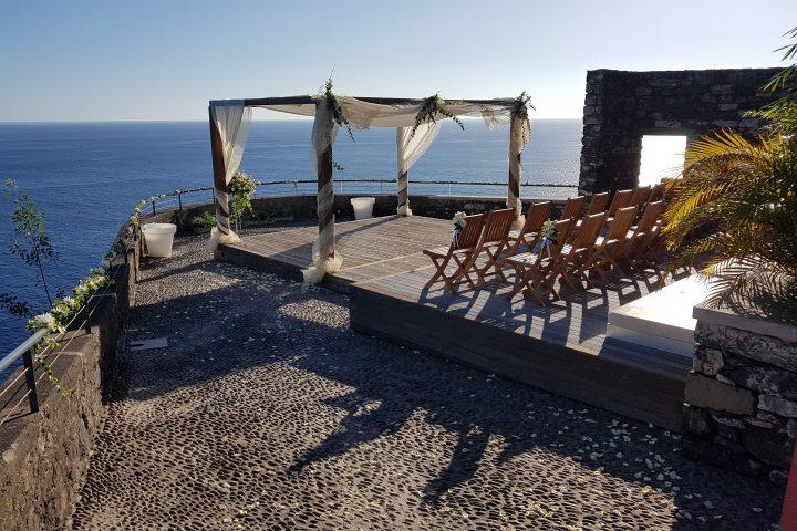 Ocean view destination wedding - Wedding Portugal - Ślub za granicą z widokiem na ocean - ślub w Portugalii