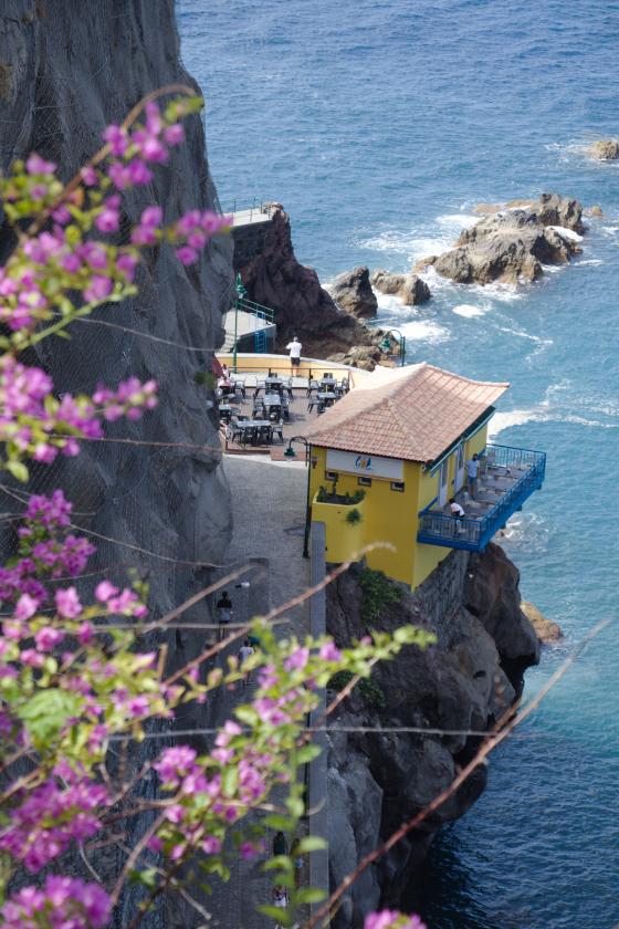 Ponta do Sol Pier, Beach - Attractions in Ponta do Sol, Madeira
