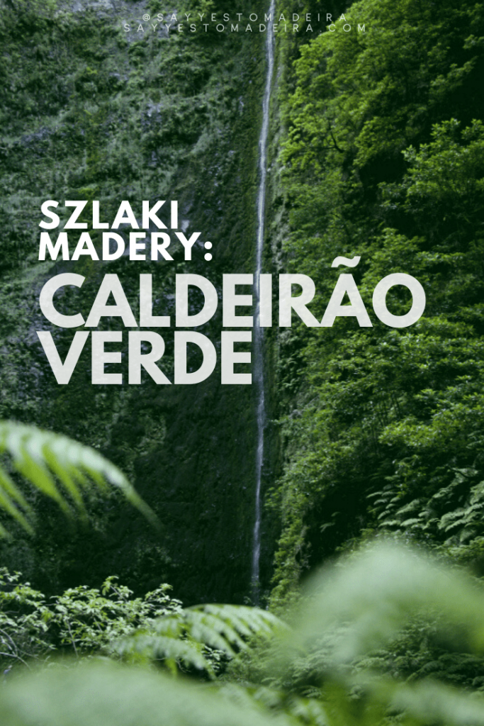 Lewady Madera - Caldeirao Verde Caldeirao do Inferno i Queimadas