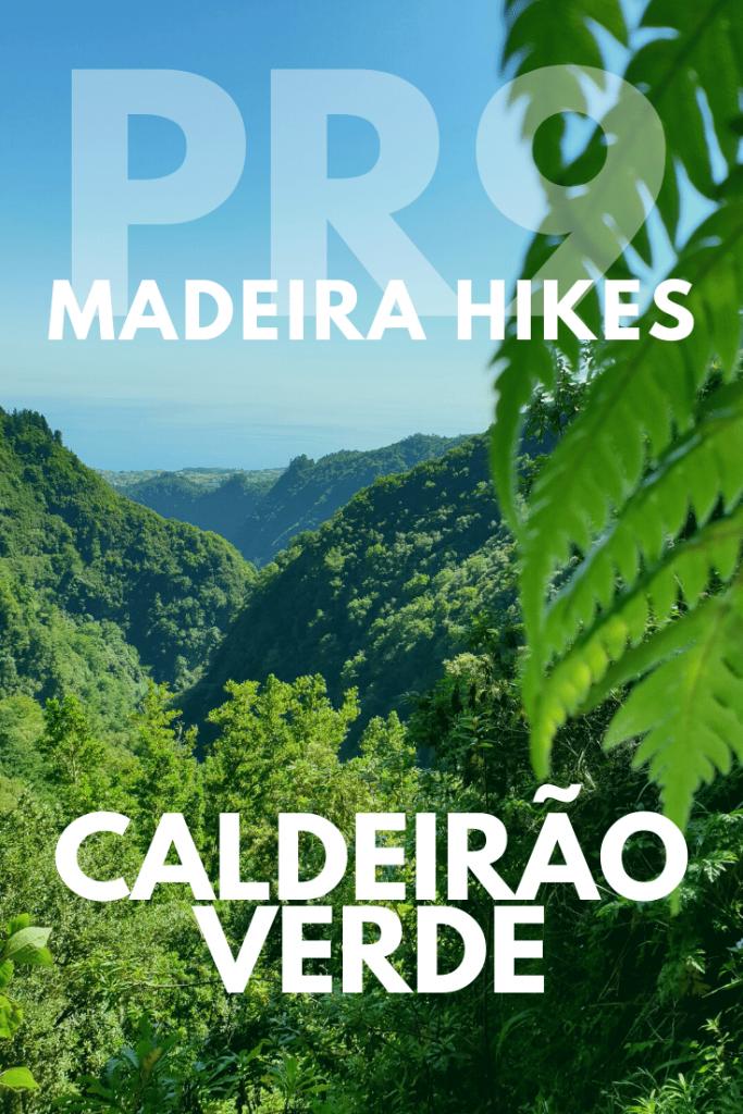 Is it worth to hike the Levada do Caldeirão Verde? PR9 Madeira - Caldeirão Verde Map, Pictures, Videos, Review & Useful Tips