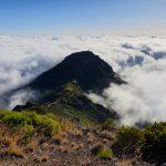 Madeira Vereda do Pico Ruivo PR1.2 I Szlak na Pico Ruivo na Maderze - mapa