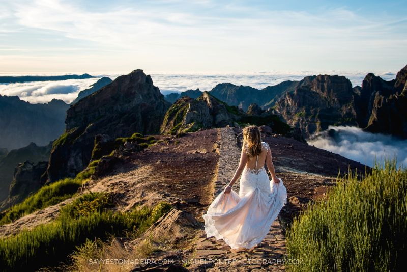 Getting married on Madeira Islands. Portugal wedding planners.