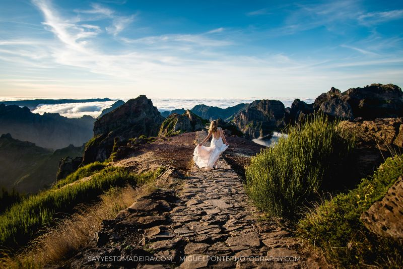 Madeira Island destination wedding planner. International wedding consultant Madeira Island, Portugal