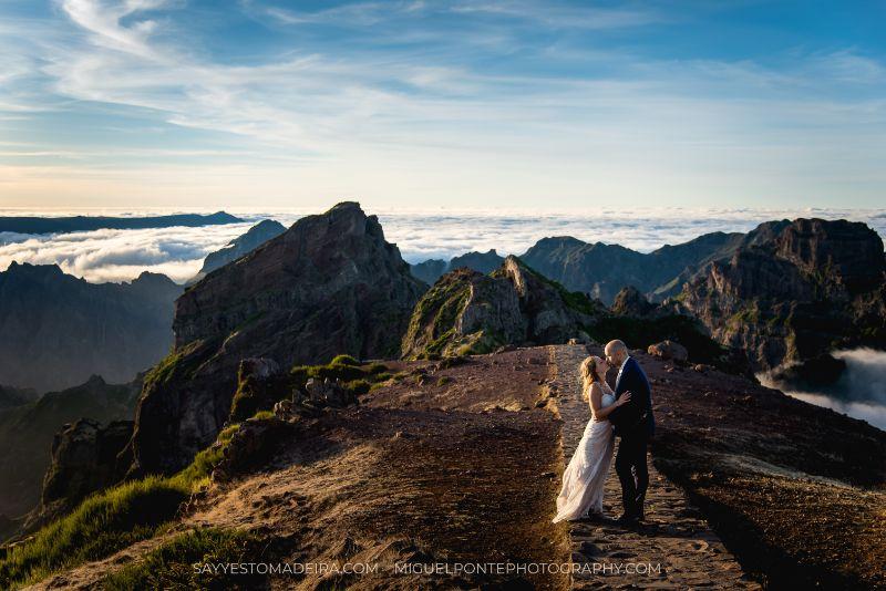 Madeira Island destination wedding planner. Wedding planner Funchal, Madeira Island