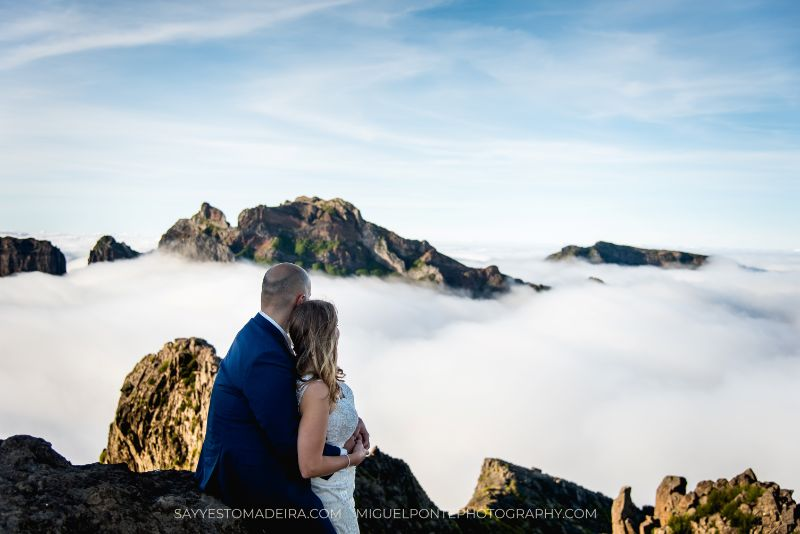 English-speaking wedding planner Madeira, Portugal. Best wedding destinations in Europe
