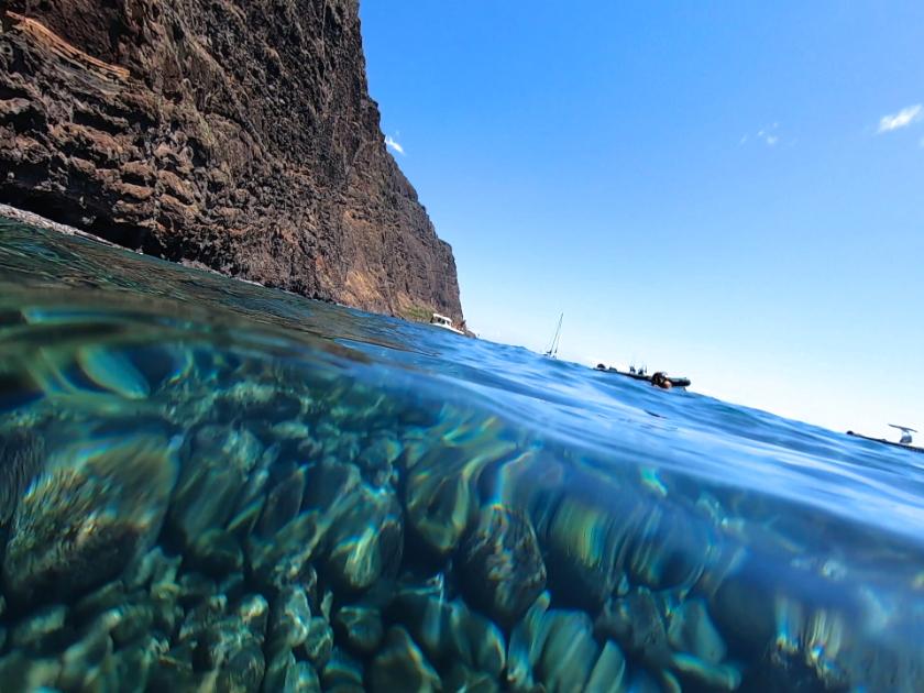 Madeira hard to reach places - Calhau da Lapa beach & hike