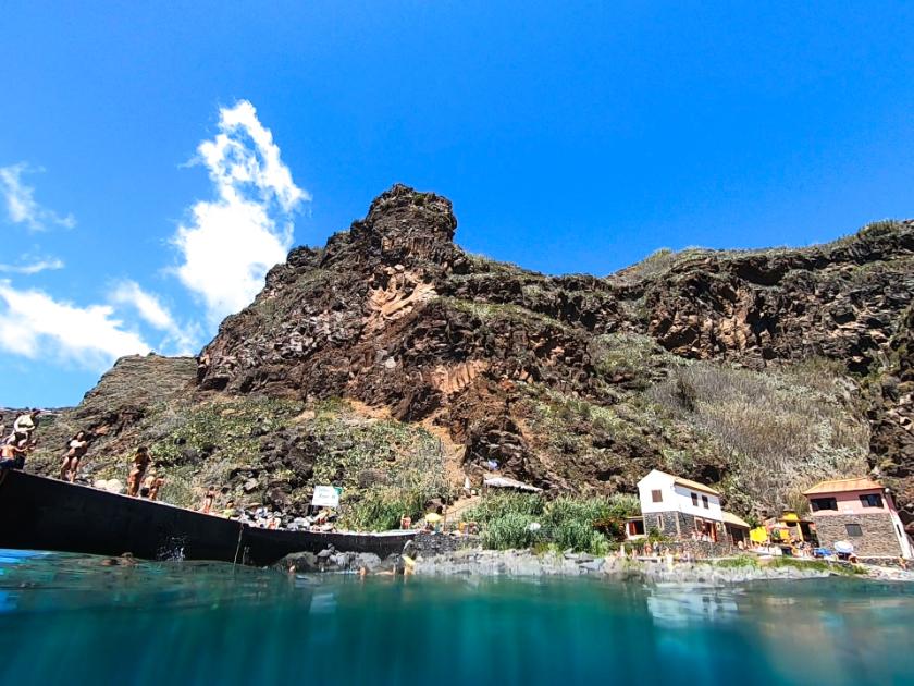 Madeira off the beaten path - Calhau da Lapa beach & hike