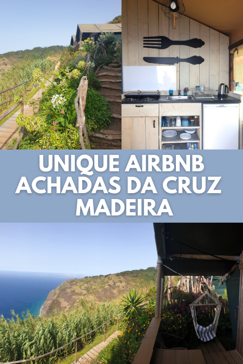 Renting a cabin on Madeira