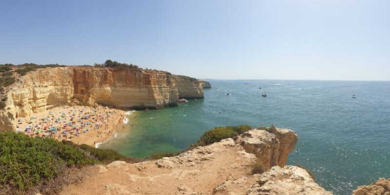 Algarve: Benagil Beach and Caves. Best of Algarve