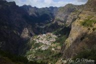 Dolina Zakonnic na Maderze - punkt widokowy Eira do Serrado
